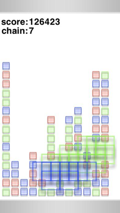 カラーパズル ScreenShot3