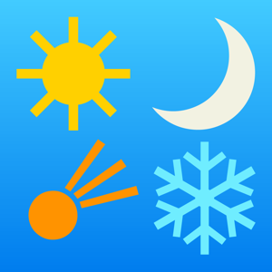 American Almanac of Astronomy and Weather app