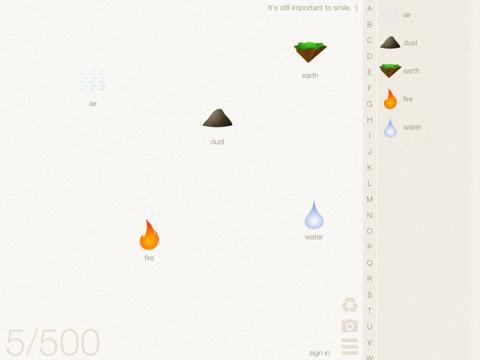 alchemy app cheats for ipad