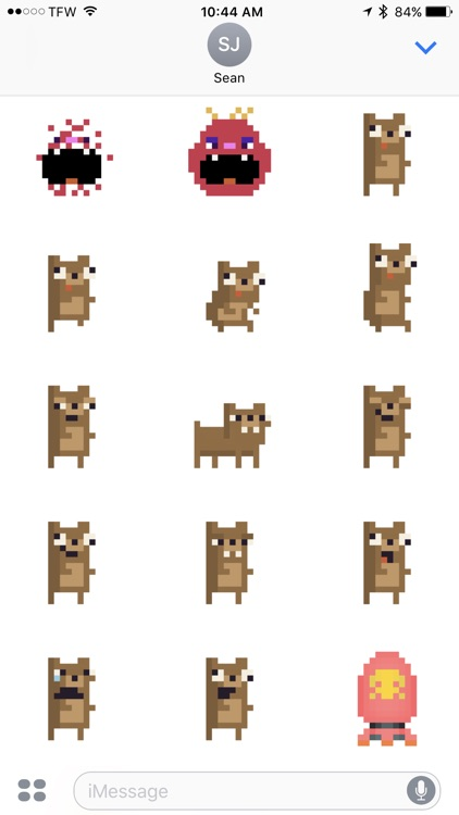 Flatdog Sticker Pack
