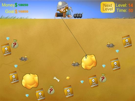 Gold Digger HD на iPad