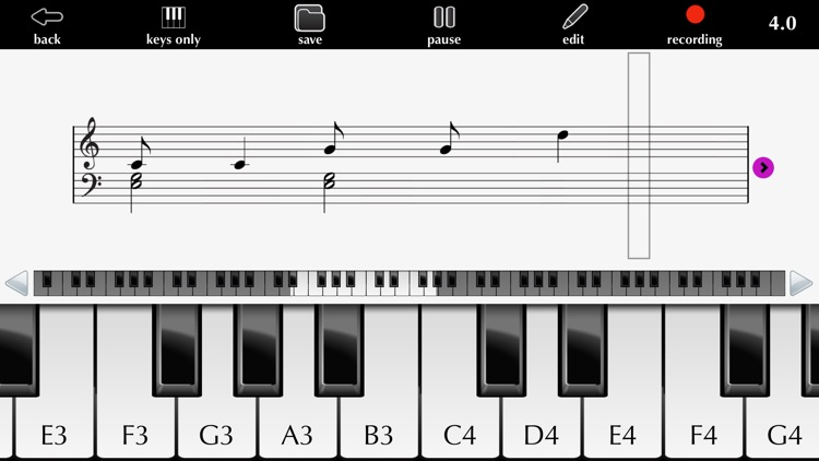 Piano With Songs- Learn to Play Piano Keyboard App screenshot-4