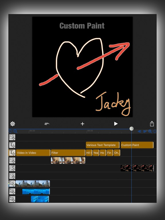 Screenshot #5 for MovieSpirit - Movie Maker Pro