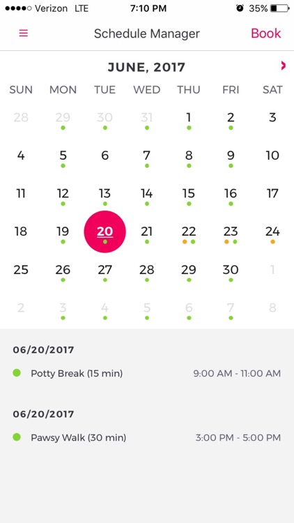 Pawsy- The dog walking and sitting app