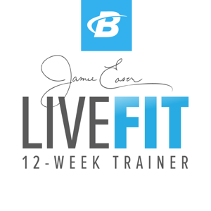 LiveFit with Jamie Eason app