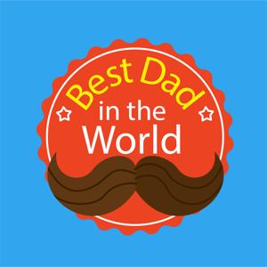 Happy Father's Day Sticker app
