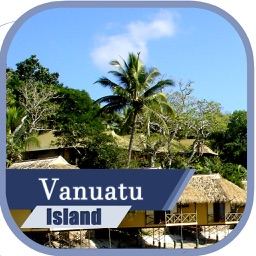 Vanuatu Island Travel Guide & Offline Map