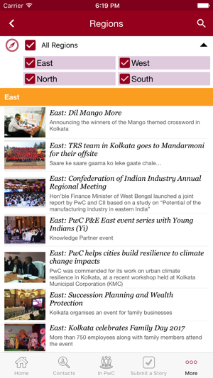 My PwC India on the App Store
