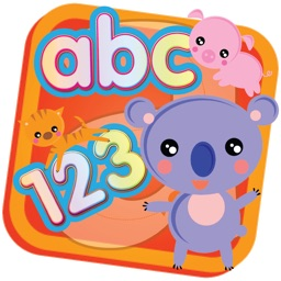 pet abc 123 tracing book : write alphabet & number