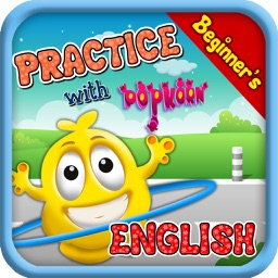 Practice English With Popkorn :Beginner Level