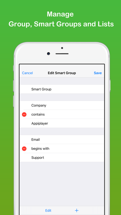 Smart Group review screenshots