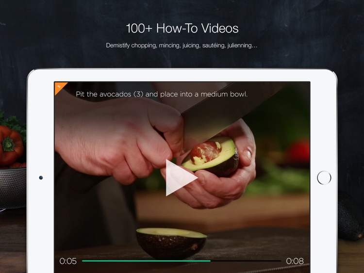 SideChef HD: Step-by-step cooking screenshot-3