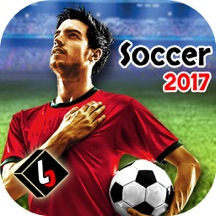 Soccer 2017 Games - Real Matches of Striker player