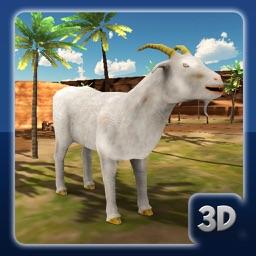 Goat Jungle Simulator - Pet Survival Game