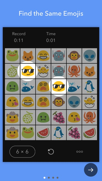 Emoji Match G - Brain Training, Brain Games