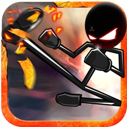 Kungfu Stickman 3: Stick Ninja warrior Games