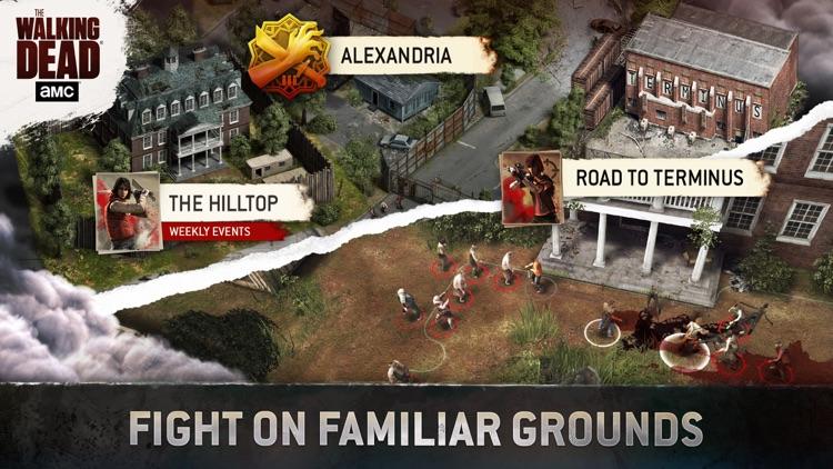 The Walking Dead: No Man's Land screenshot-3