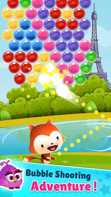 Bubble Birds Pop screenshot-0