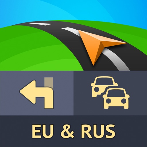 Sygic Europe & Russia: GPS Navigation, Maps