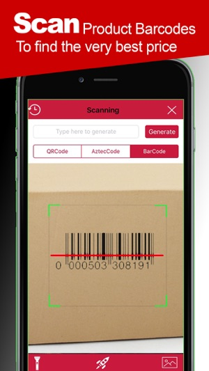 Barcode Scanner - QR Scanner & QR Code Generator on the App Store