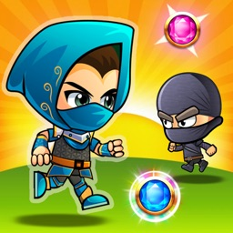 Ninja Run - Adventure On World