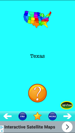 U.S. State Capitals! States & Capital Quiz Game on the App Store