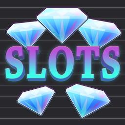 Slot Casino - Three Dancin' Diamonds
