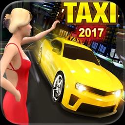 City Taxi Driver 2017