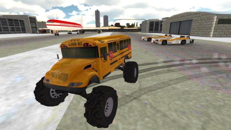 Truck Driving Simulator Racing Game