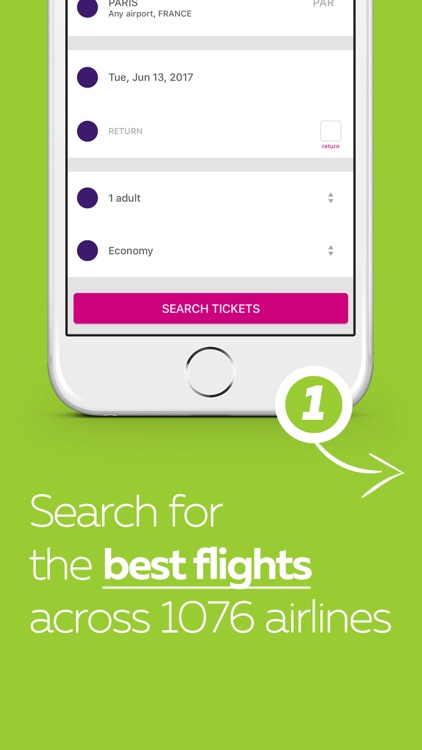 Cheap Flights | Find Airline Tickets with Jet4Trip screenshot-1
