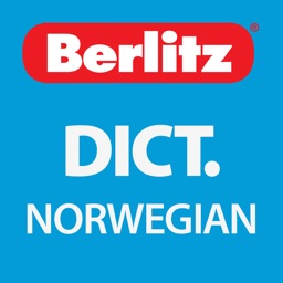 Norwegian <-> English Berlitz Essential Dictionary