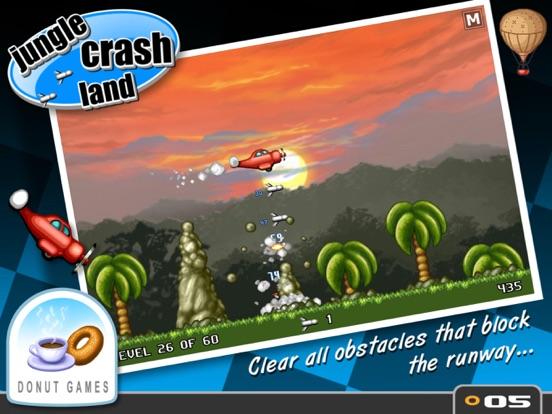 Screenshot #4 pour Jungle Crash Land