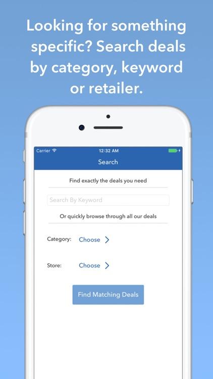 DealNews: Today's Top Deals, Sales and Coupons screenshot-4