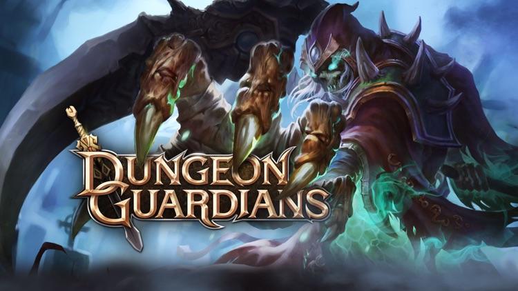 Dungeon Guardians-Hottest Hack & Slash MMORPG screenshot-0