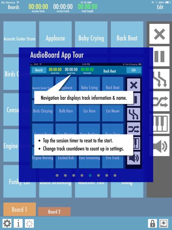 AudioBoard screenshot-4