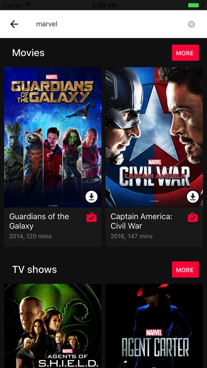 Google Play Movies & TV screenshot-3