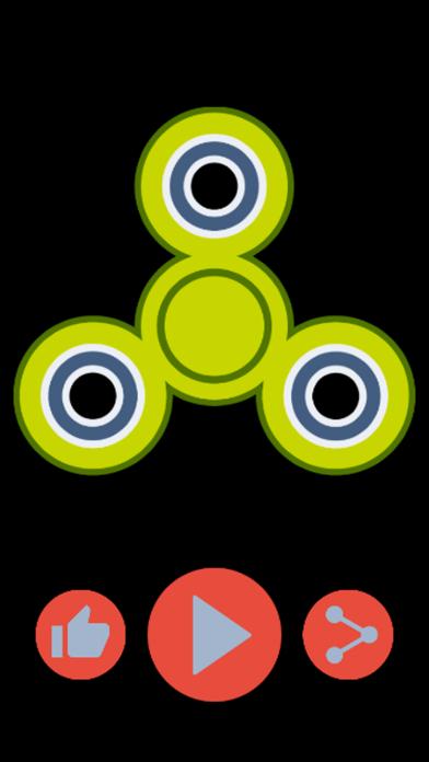 BLVCK Spinnerz: Fidget Spinner screenshot three