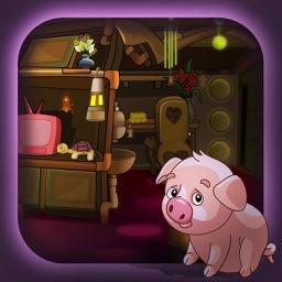 Escape Games:Long Door Escape - a fun puzzle games