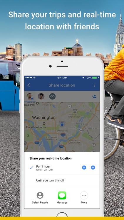 Google Maps - Navigation & Transit app image