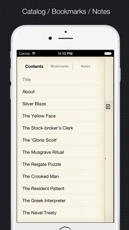 YiBook pro - epub txt  reader screenshot-3