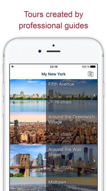 New York - Travel guide to best sights (NYC,USA) screenshot-0
