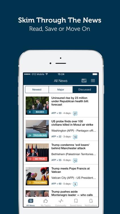 US Political News by Newsfusion screenshot-3