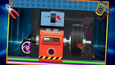 電気自動車修理工場 - 自動車整備士のスクリーンショット4