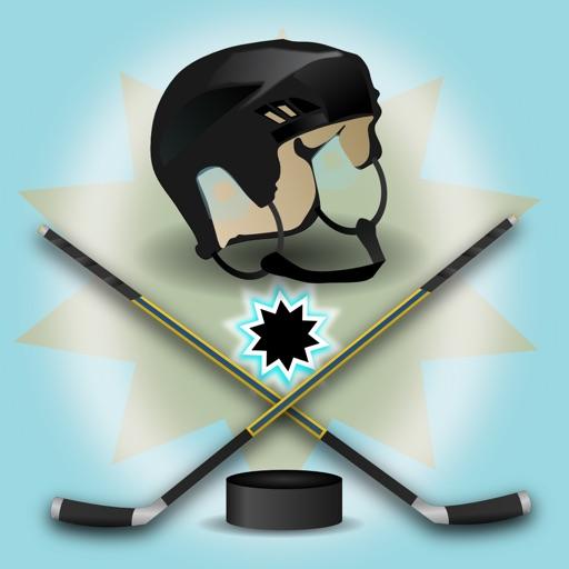 Hockey Player Logbook, Stats, Team Tracking