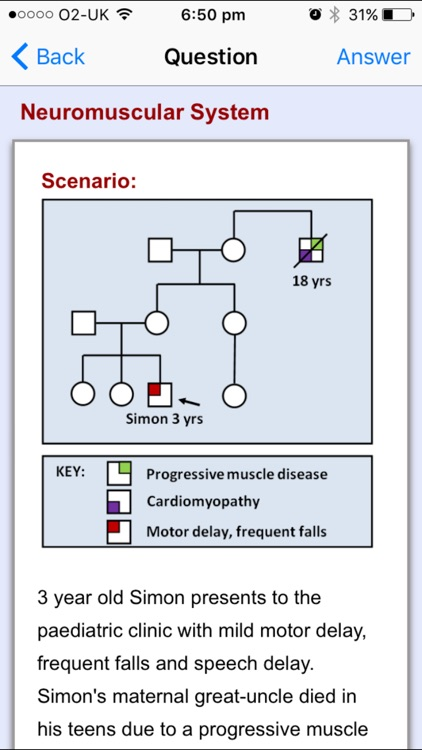 Genetics 4 Medics screenshot-3