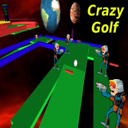 Crazy Golf In Space
