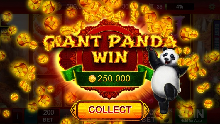 Panda Best Slots Game Vegas screenshot-0