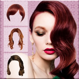 Try on Hairstyles Salon & Best Hair Color Ideas