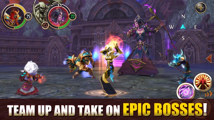 Order & Chaos Online screenshot-3