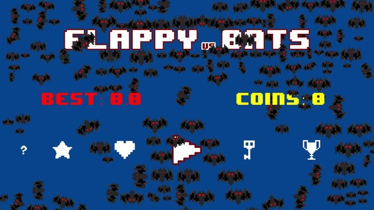 Flappy VS Bats screenshot-0
